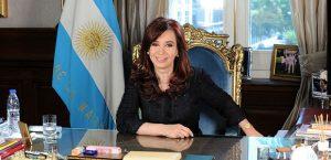 argentina1 female president