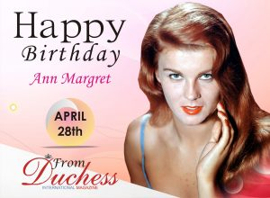 ANN MARGRET Birthday wish (1)