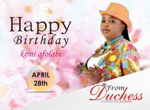 kemi afolabi Birthday wish (1)