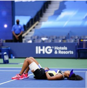 Naomi Osaka US Open Final