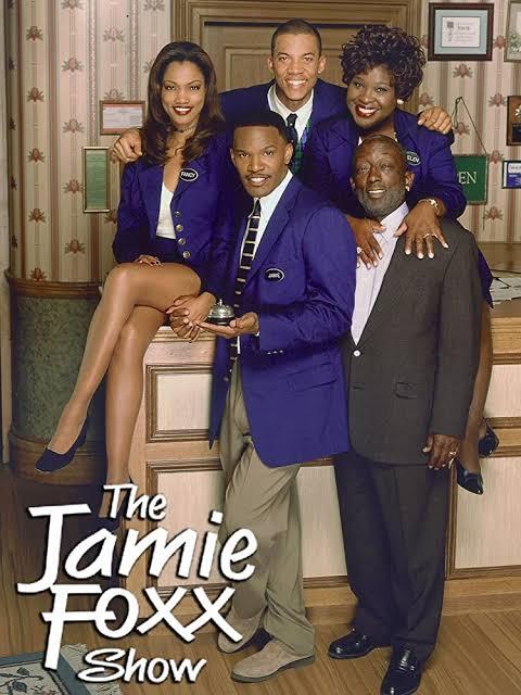 The Jamie Foxx Shoe