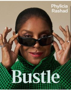 Phylicia Rashad Graces Bustle Cover