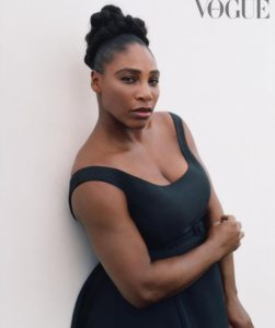 Serena Williams covers British Vogue's November 2020 Issue
