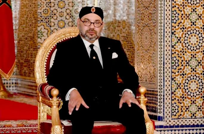 Mohammed VI King of Morroco