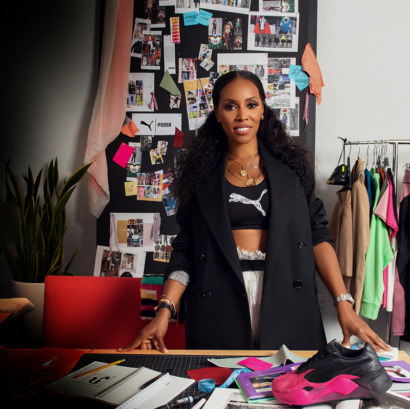 June Ambrose: Puma 's new creative director
