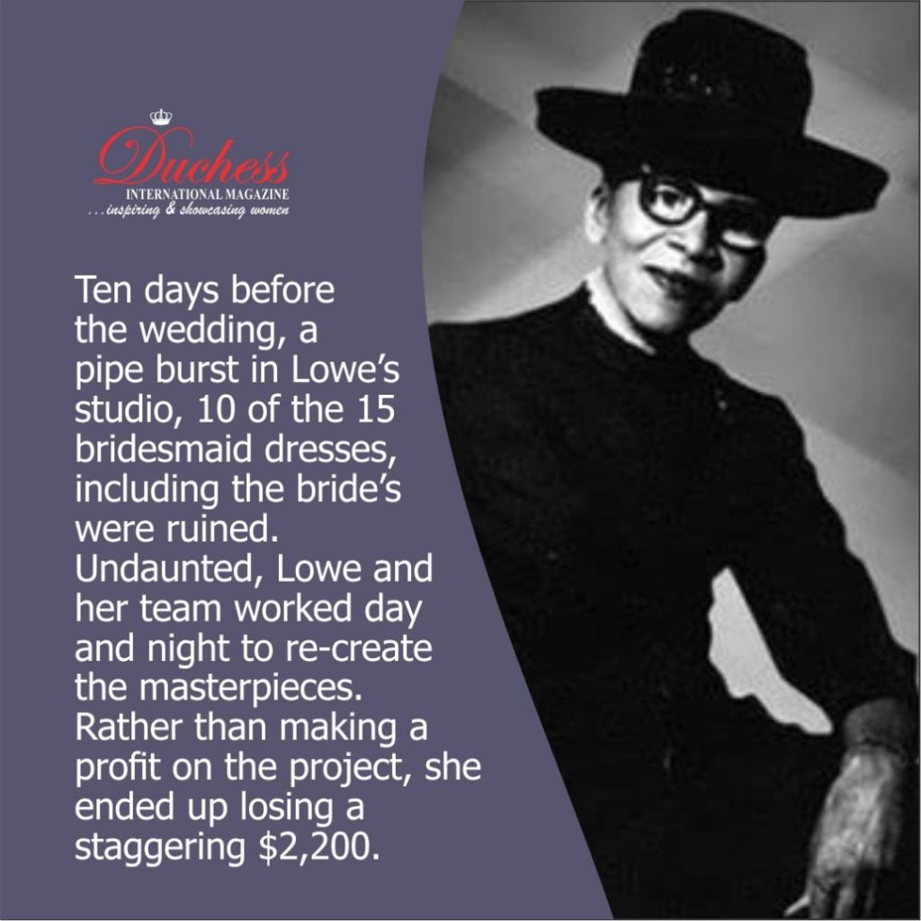 Ann Lowe: The First Noted Black Designer