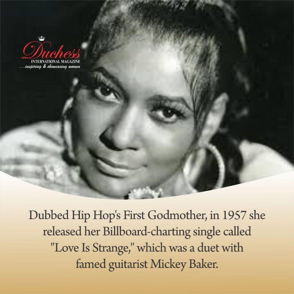 Sylvia Robinson: The Godmother Of Hip-hop