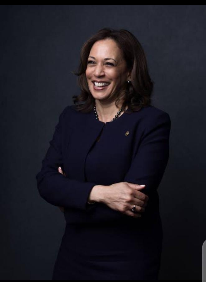 Kamala Harris Vice President elect of the United States