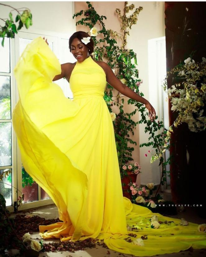 Nollywood actress Lota Chukwu