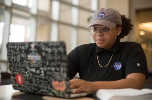 Dajse Williams: Dopest Engineer at NASA using music to teach maths