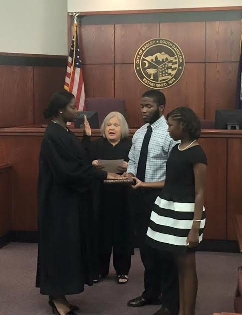 Jasmine Twitty: Youngest Judge Ever To Be Appointed In The US