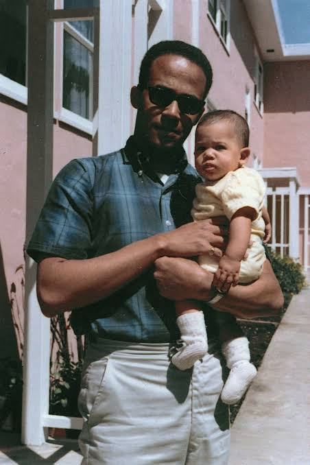 Donald Harris; Kamala Harris' father