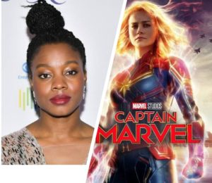 """First Black Woman to Direct a Marvel Film, """"Captain Marvel 2"""""""
