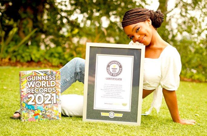 Marsai Martin Guinness Book Of Records