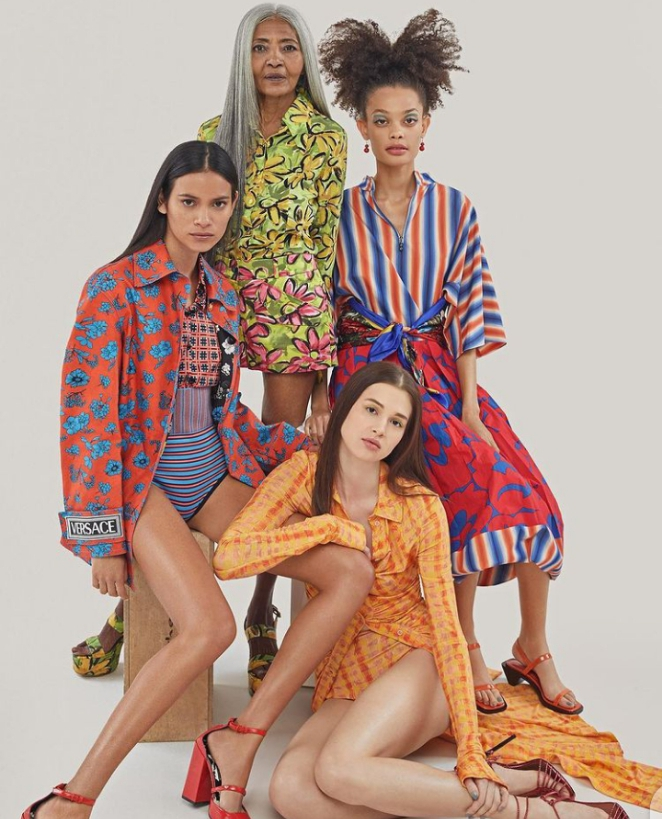 Diversity in modeling. JoAni modeling
