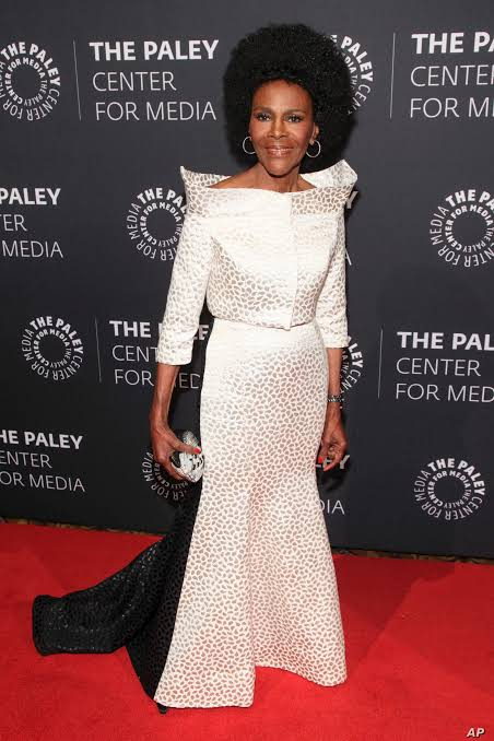 Cicely Tyson clocks 96