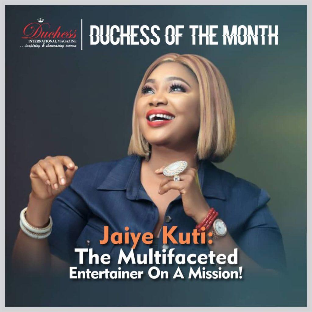 Jaiye Kuti Nollywood star actress