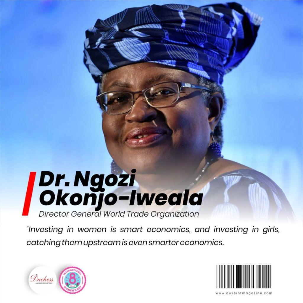 5 Power Women Holding The Reins In Nigeria's Finance World And Beyond #IWD