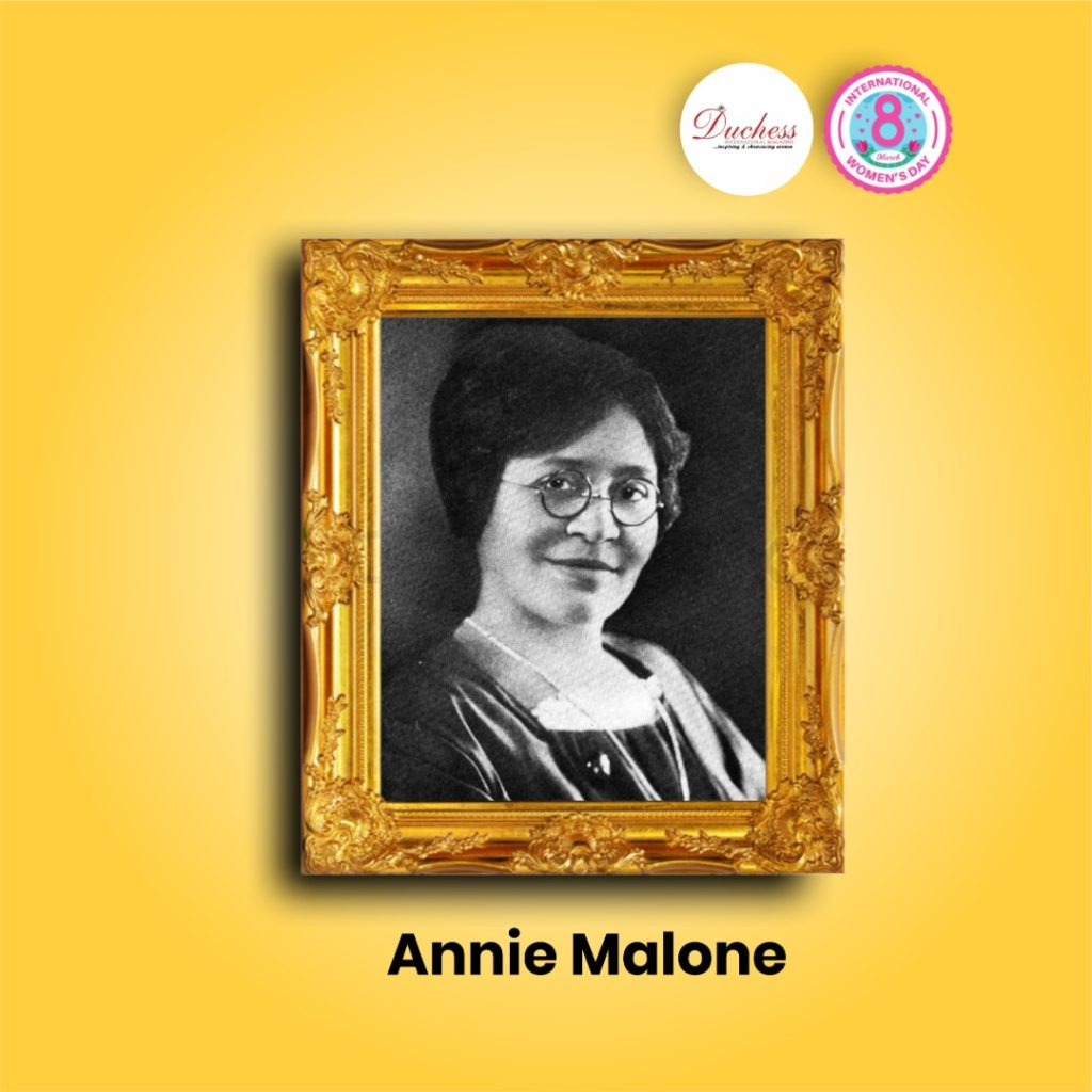 Annie Turnbo-Malone the first black self made millionaire in history