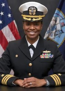 Four women of colour are rewriting history as Commanders of U.S. Warships