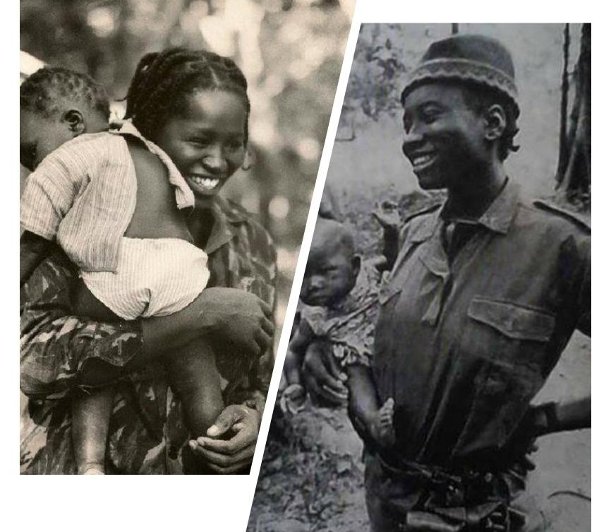 Ernestina Silá, (Titina Silá), Guinea-Bissau freedom fighter