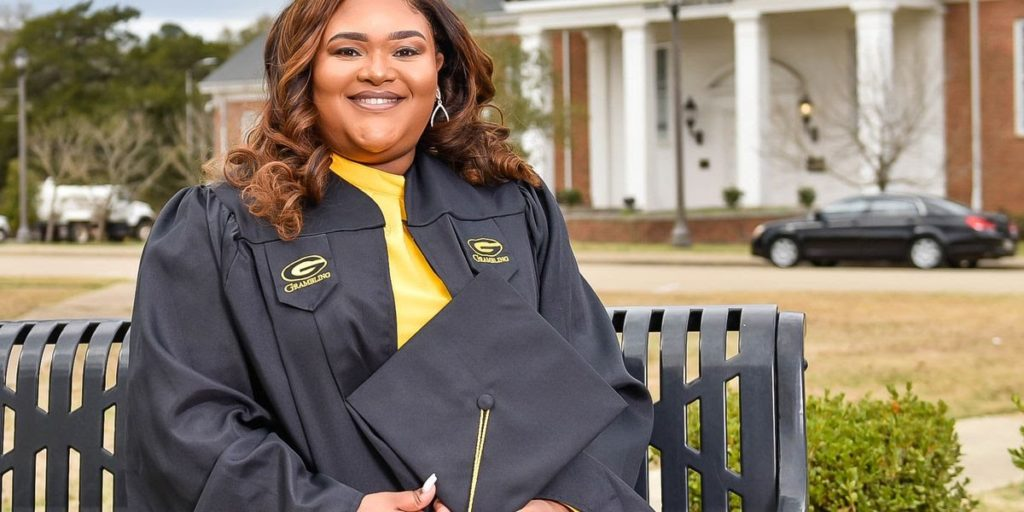 Alexis White: The First Black Person In Louisiana To Earn A Degree In Cybersecurity