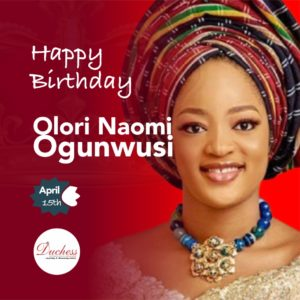 Happy Birthday Her Majesty Queen Morenike Naomi Silekunola Ogunwusi,