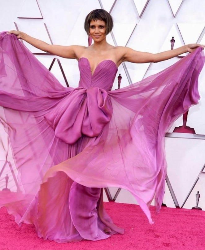Halle Berry in Dolce & Gabbana
