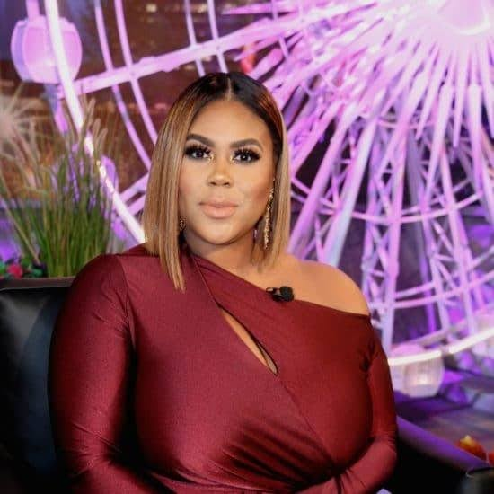 E! News Host Nina Parker Becomes Macy's First Black Woman To Design A Plus-Size Fashion Collection