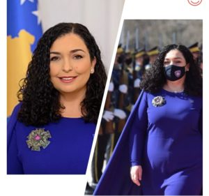 Vjosa Osamani-Sadriu: Kosovo's New President