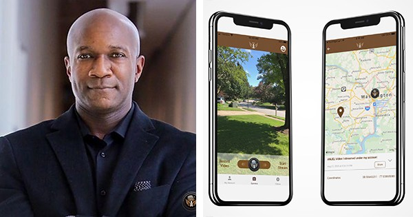 ANJEL Tech founder: James A. Samuel. Jr