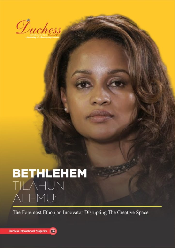 """Bethlehem Tilahun Alemu - Founder and executive director of soleRebels, Africa's """"fastest growing footwear company"""