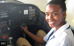 Agnes Keamogetswe Seemela: A South African Teenager Who Co built and Co-Piloted A Plane