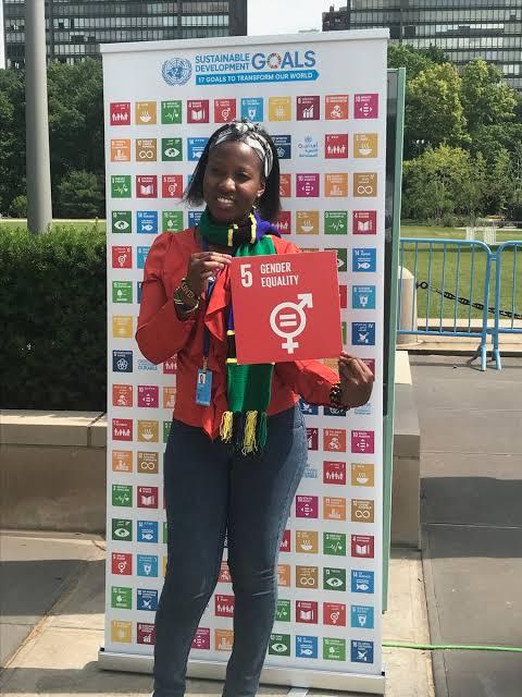 Judith Kitinga: Tanzania gender activist