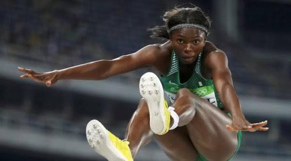 Ese Brume Breaks 25 Year African Record In Long Jump