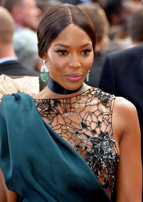 Naomi Campbell opens up regret for not speaking out earlier in her career about racism out of fear