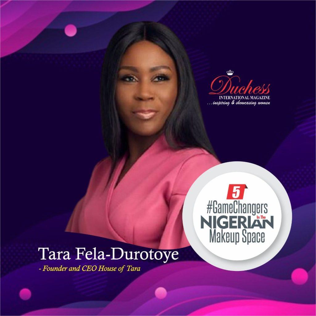 Tara Fela-Durotoye - Founder and CEO House of Tara