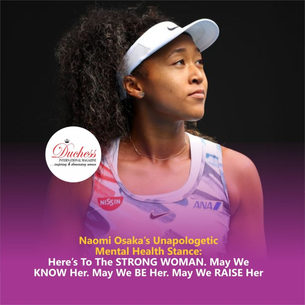 Naomi Osaka: French Open - mental health controversy