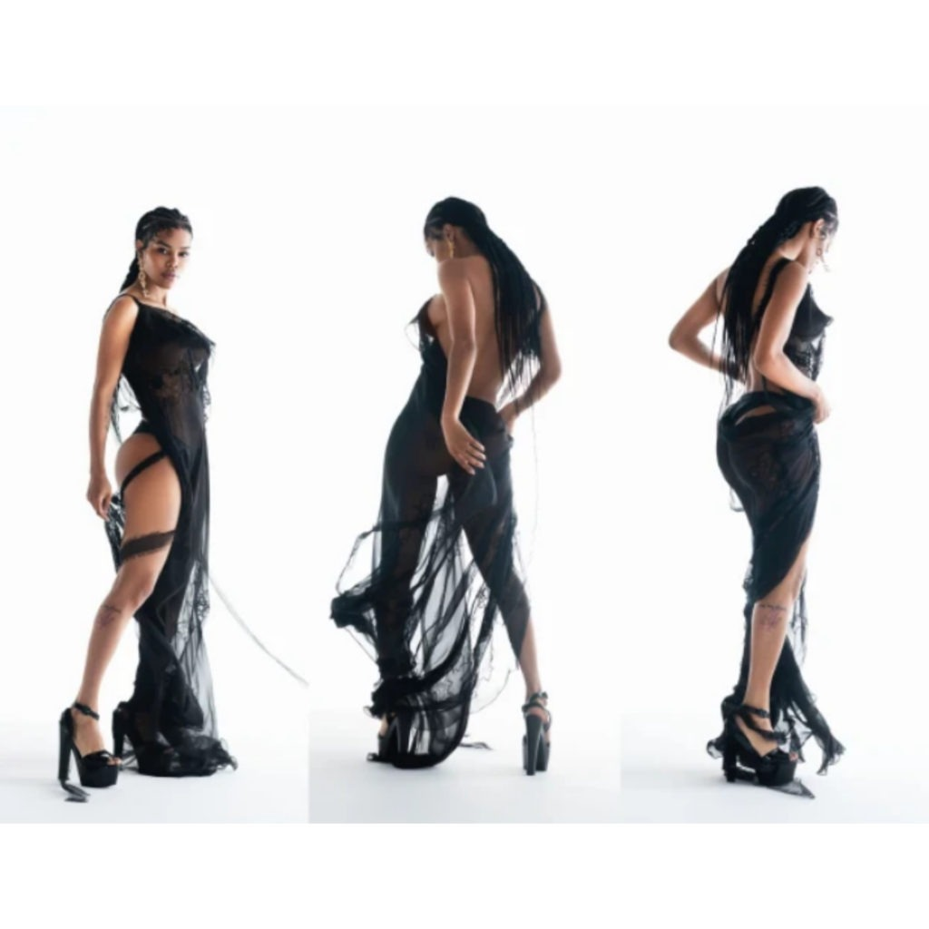 Make Way! Teyana Taylor Makes History As First Black Woman To Be Named Maxim's Sexiest Woman Alive