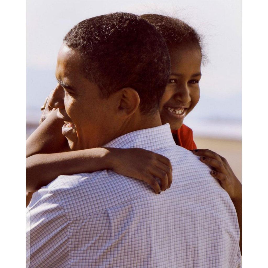 Barack Obama wishes daughter Sasha a happy birthday