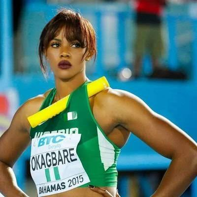 Another one! Blessing Okagbare Sets New Record In Slovak