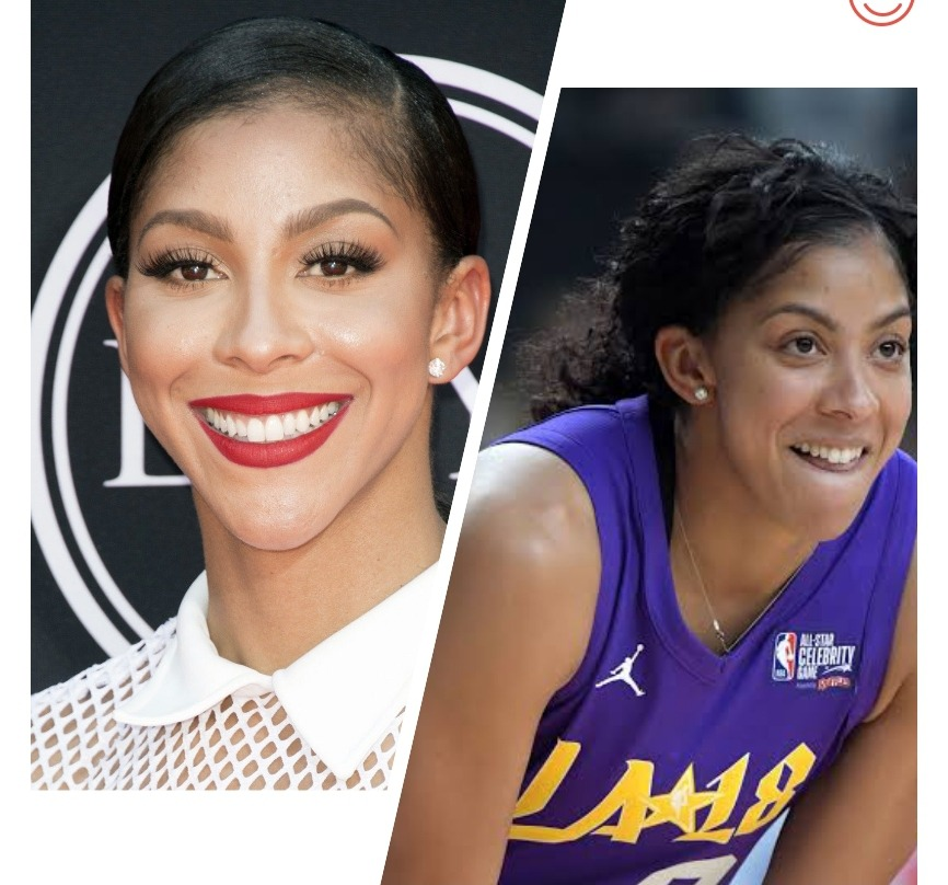 Candice Parker Makes History As First Female Basketball Star To Grace NBA 2K Cover
