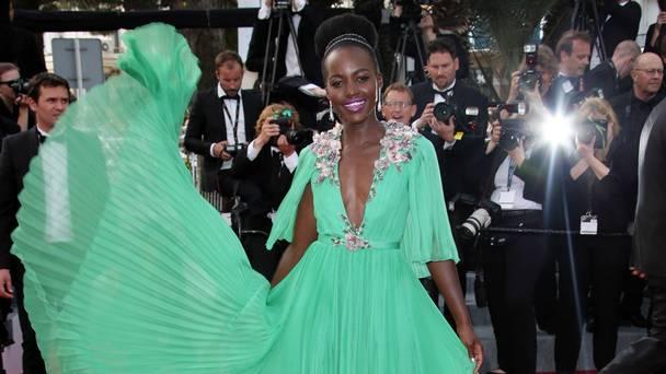 Lupita Nyong'o: Skincare's My Saviour