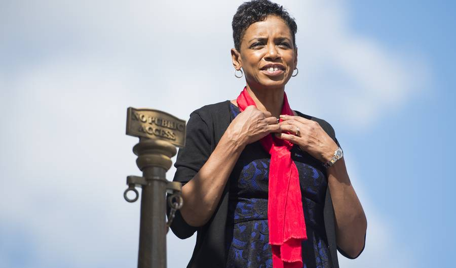 U.S : There Are Zero Black Women in the Senate. Donna Edwards Is Trying to Change That