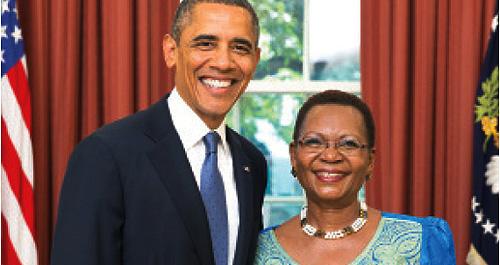 Ugandan Leader Speaks On Passion For Bridging Borders Between U.S And Africa, Roles Of Women In Politics