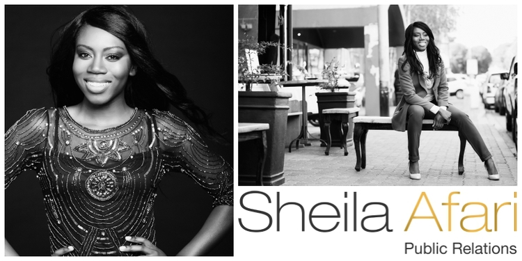 Sheila Afari – The Startup Story Of A PR Entrepreneur With A Passion For Promoting Proudly African Brands