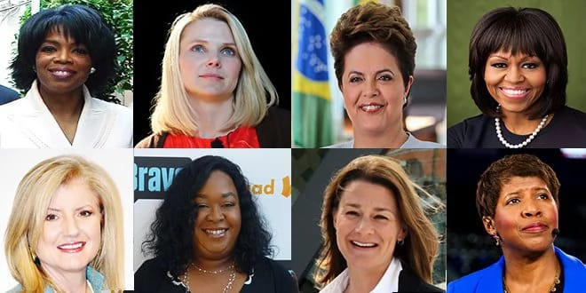 Nigerians Listed Among Top 250 Most Influential Women