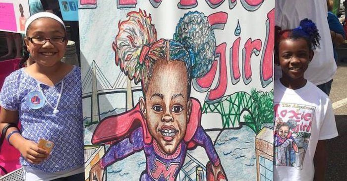 7-Year-Old Wins Over $16,000 For Comic Book That Builds The Self Confidence In Little Black Girls