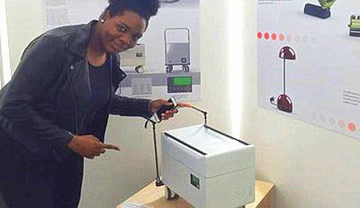 21 Year Old Nigerian Girl Invents Ground Breaking Device To Ensure Light  Does Not Go Out In Medical Theaters