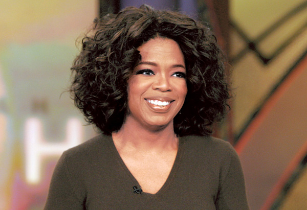 What Oprah Knows For Sure About Getting Unstuck
